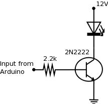 arduino rgb mixer